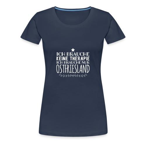 ostfriesland_therapie - Frauen Premium T-Shirt