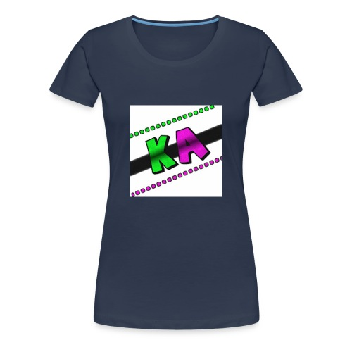 Kevin Alves fan - Women's Premium T-Shirt