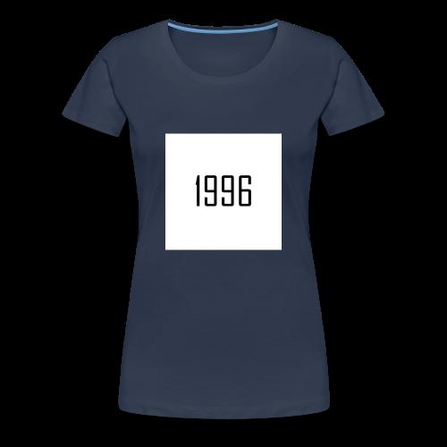1996 - Frauen Premium T-Shirt
