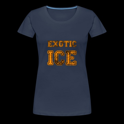 EXOTIC ICE - Dame premium T-shirt