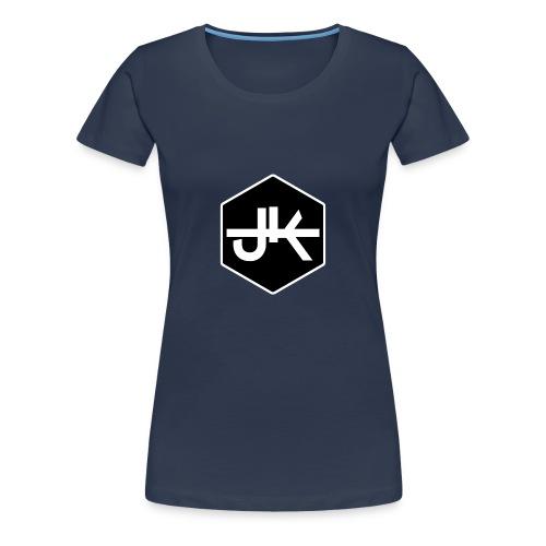 jk logo amk - Frauen Premium T-Shirt