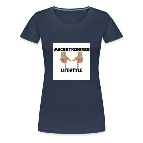 Mechatroniker Kollektion - Frauen Premium T-Shirt