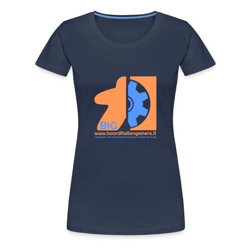 BIG - Maglietta Premium da donna