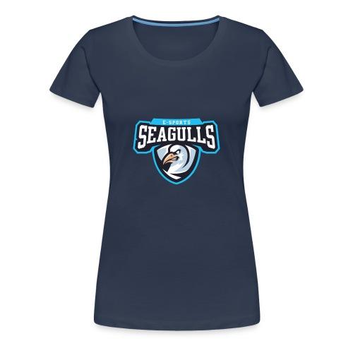 Seagulls eSports - Frauen Premium T-Shirt