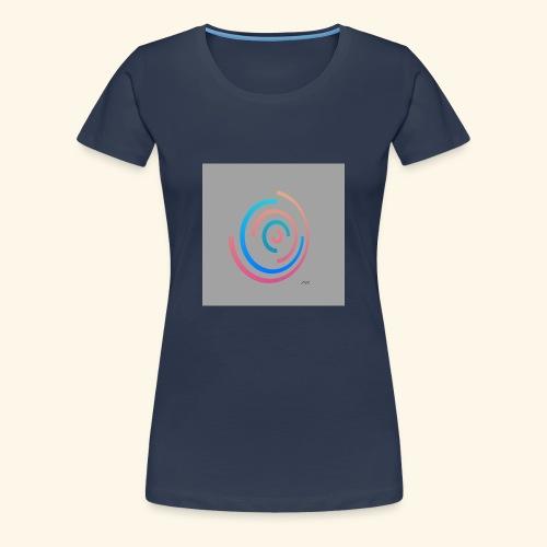 Illusion - Frauen Premium T-Shirt
