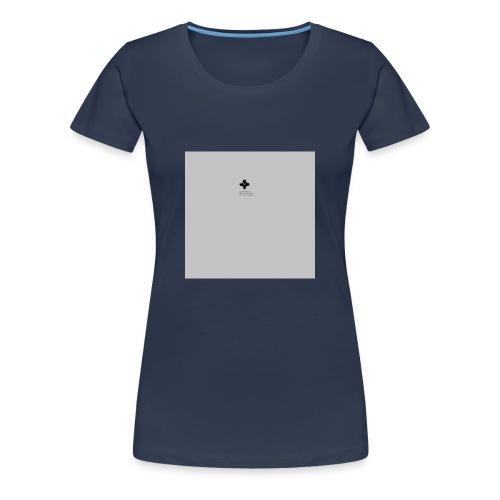 Spruch zum Ermutigen - Frauen Premium T-Shirt