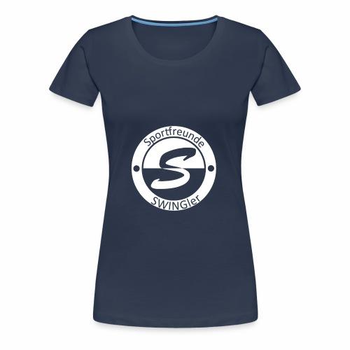 Sportfreunde SWING'ler - Weiß - Frauen Premium T-Shirt