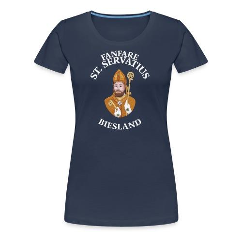 Fanfare St Servatius - Vrouwen Premium T-shirt