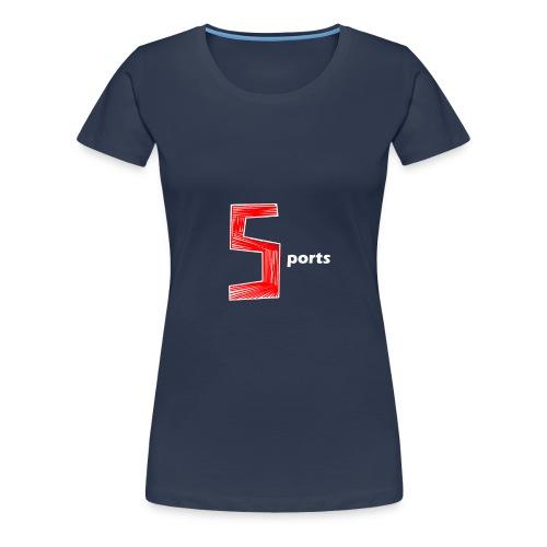 sports - Frauen Premium T-Shirt