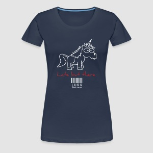 lurr unicorn - Women's Premium T-Shirt