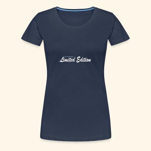 Limited Edition - Dame premium T-shirt