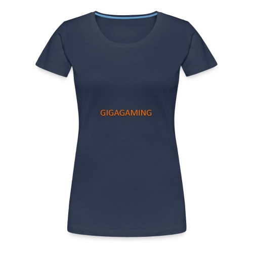 GIGAGAMING - Dame premium T-shirt