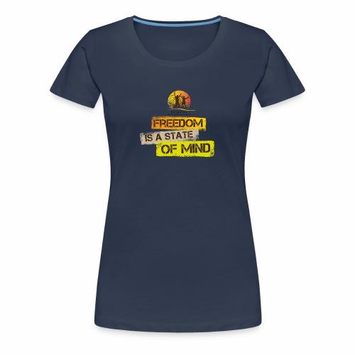 Motiv 1 - Frauen Premium T-Shirt