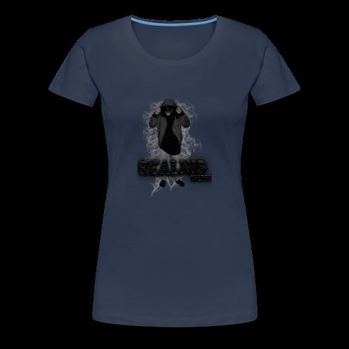 Realnis & Cherry Merch - Frauen Premium T-Shirt