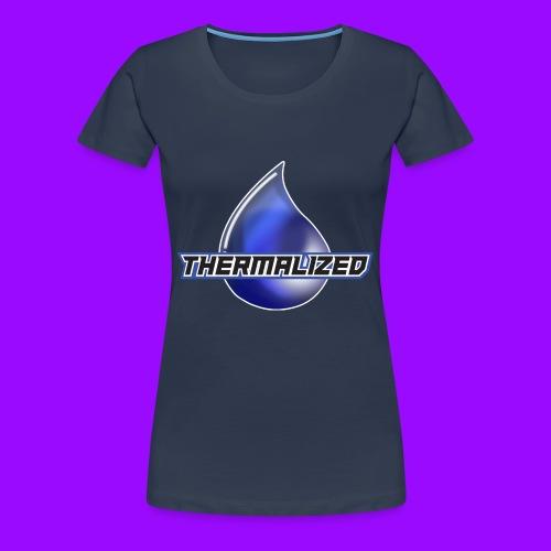 Thermalized logo - Women's Premium T-Shirt