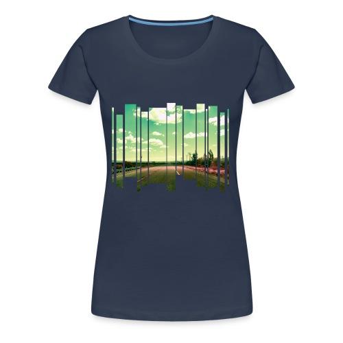 Route 66 - Frauen Premium T-Shirt