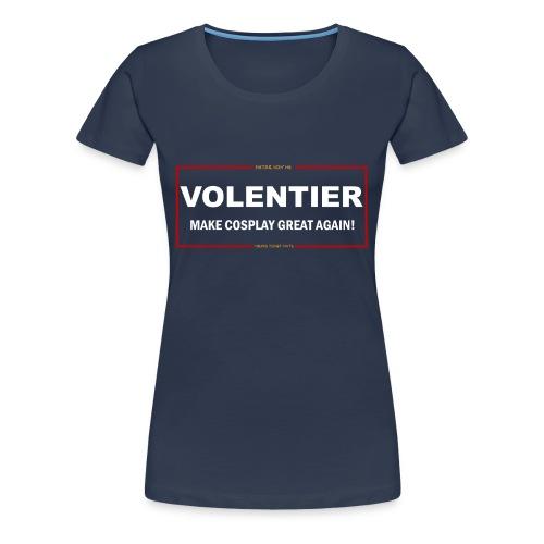 Volentier - Women's Premium T-Shirt