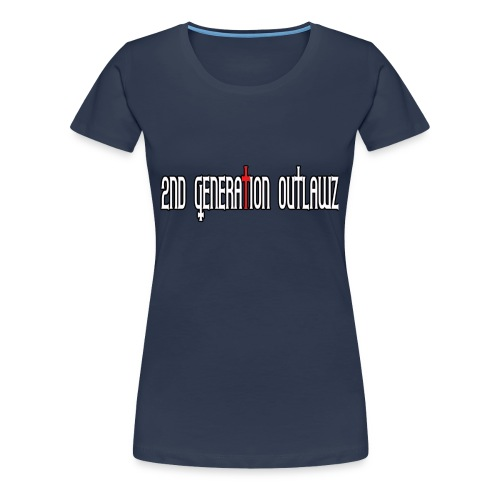 2nd Generation Outlawz / 2go - Women's Premium T-Shirt