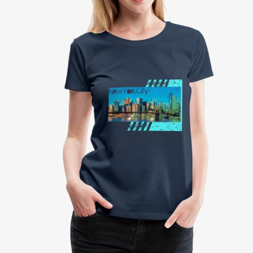 New York City - Camiseta premium mujer