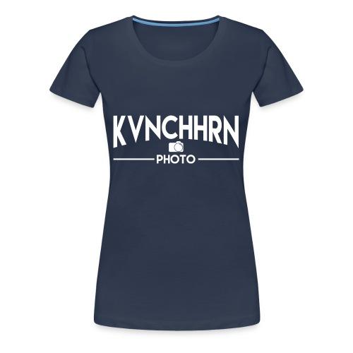 KVNCHHRN - Frauen Premium T-Shirt