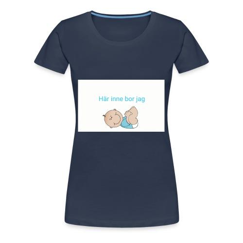Baby goatee - Premium-T-shirt dam