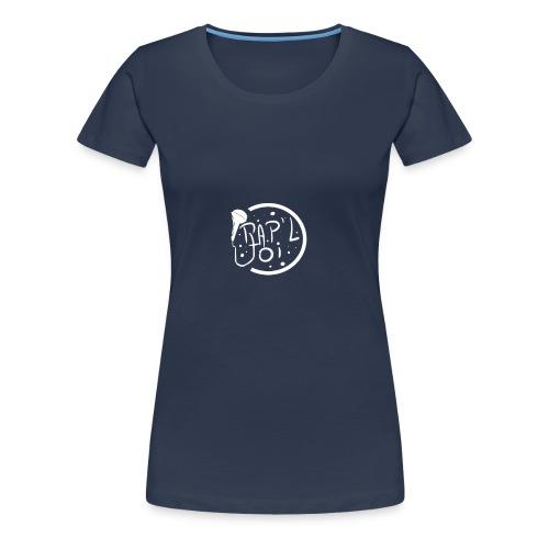 Survet Logo Rap - T-shirt Premium Femme
