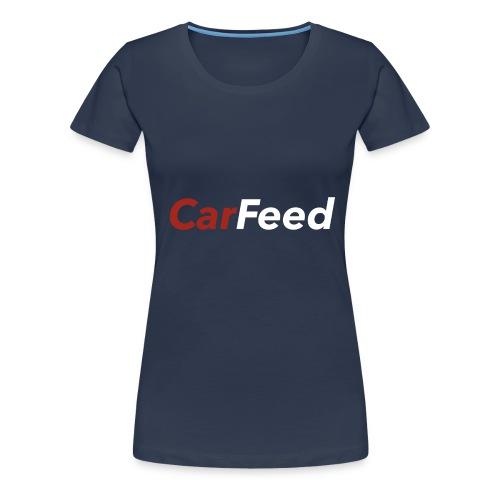 CarFeed - Women's Premium T-Shirt