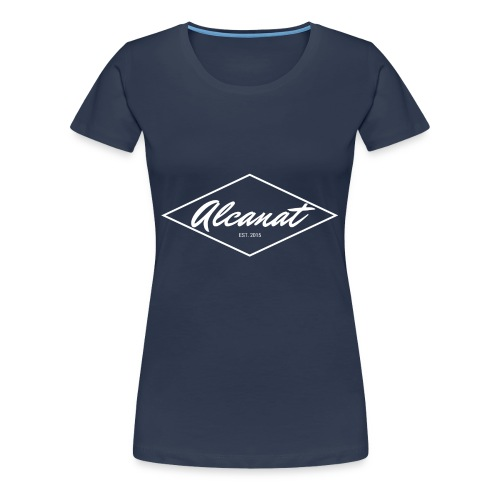 Alcanat est. 2015 - Frauen Premium T-Shirt