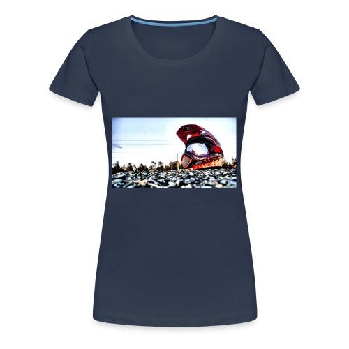wallpaper casque - T-shirt Premium Femme