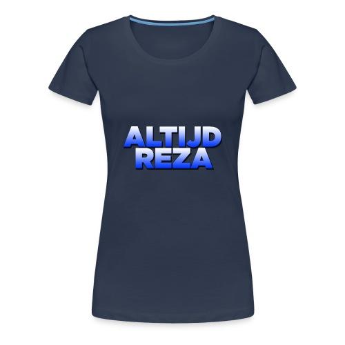|AltijdReza Mannen TrainingsJack| - Vrouwen Premium T-shirt