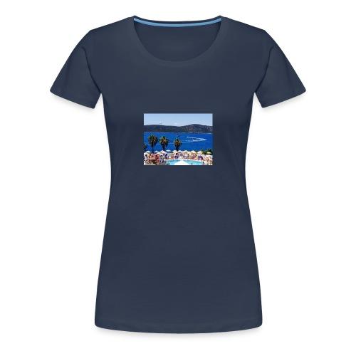 IMG 0720 - Dame premium T-shirt