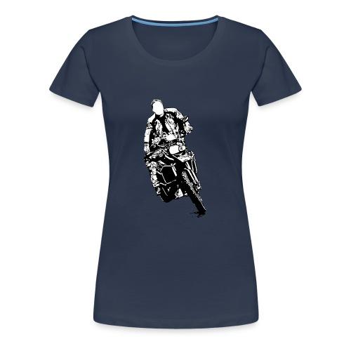 Island Rider - Frauen Premium T-Shirt