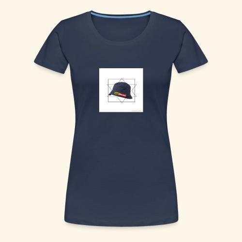bollehat dagli beruset - Dame premium T-shirt