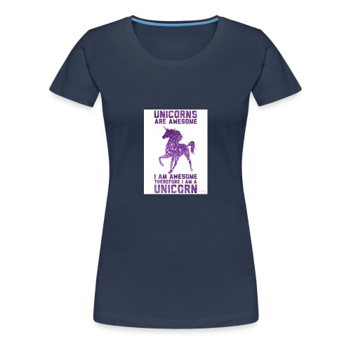 Unicorn - Women's Premium T-Shirt