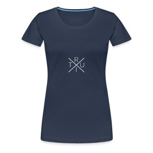 Ruit - Hipster Style - Vrouwen Premium T-shirt