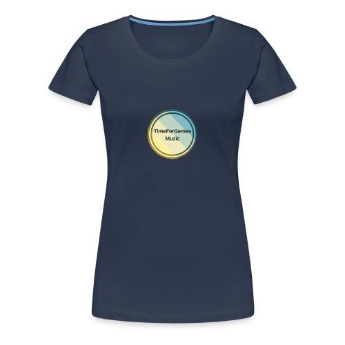 TimeForGames Merchandise - Women's Premium T-Shirt