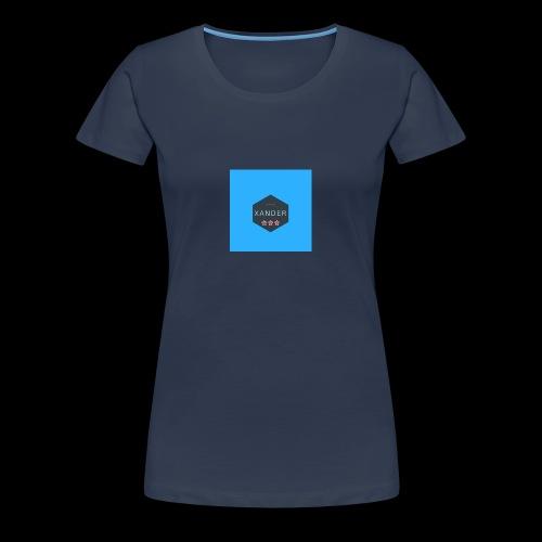Xander - T-shirt Premium Femme