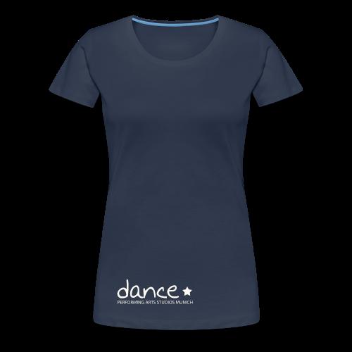Dance weiß - Frauen Premium T-Shirt