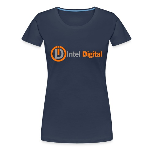 Intel Digital - Our Company - Women's Premium T-Shirt