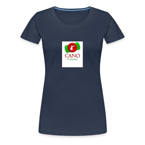logo_cano - Camiseta premium mujer