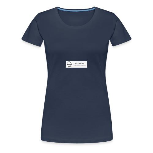 JRMTECH23 logo - Women's Premium T-Shirt