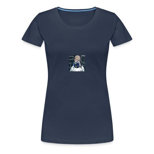 ariel digit album cover - Women's Premium T-Shirt