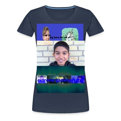 12314284 197542687250885 3444187193194749181 o jpg - Dame premium T-shirt