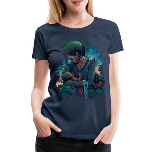 Schöpfer*in - Frauen Premium T-Shirt