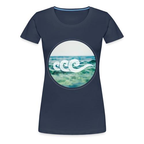 Sea - T-shirt Premium Femme