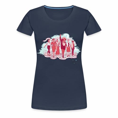 Liberté - T-shirt Premium Femme