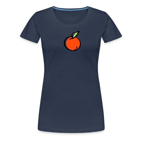 40. Pfirsich, pfirzig! - Frauen Premium T-Shirt