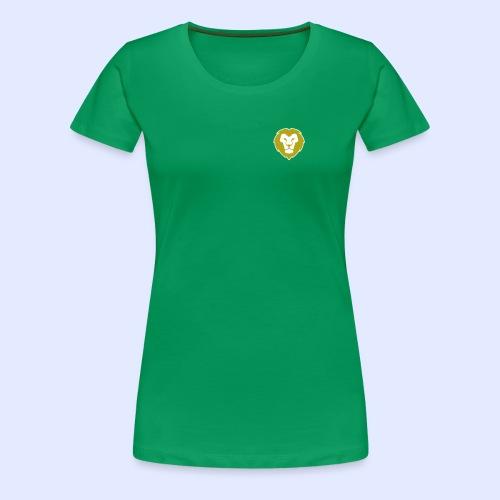 GoldenLion - Naisten premium t-paita