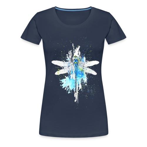 Dragonfly - Frauen Premium T-Shirt