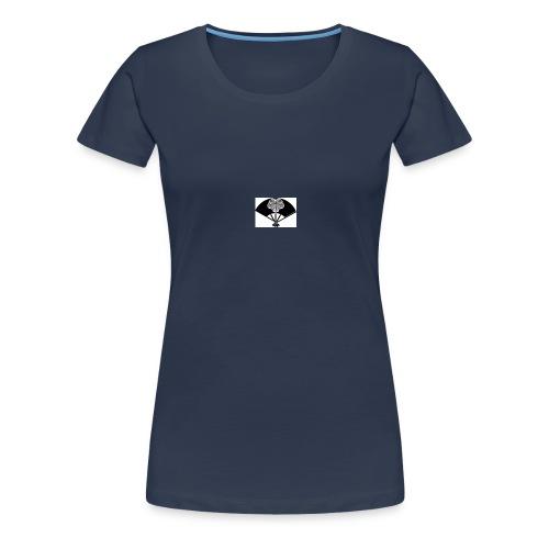 0578 - T-shirt Premium Femme